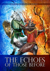 Echoes cover half