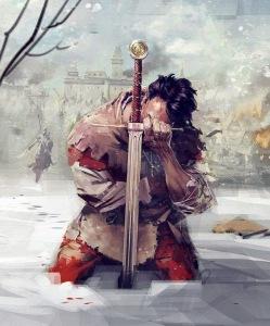 a-warrior